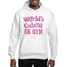 Worlds Cutest OB GYN Hoodie