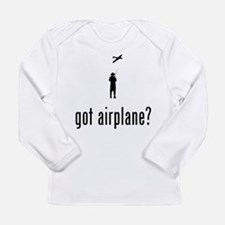RC Airplane Long Sleeve Infant T-Shirt