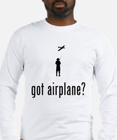 RC Airplane Long Sleeve T-Shirt