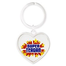 Teagan the Super Hero Keychains