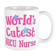 Worlds Cutest NICU Nurse Mug