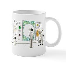 The Dot Gallery Mug