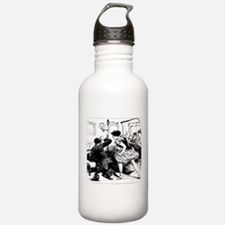 Getting A Whupping Water Bottle