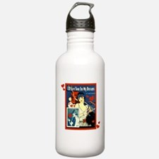 Vintage See You In My Dreams Water Bottle