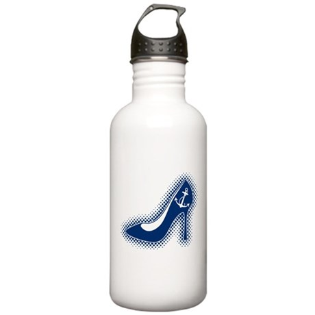 Anchor High Heel Stainless Water Bottle 1.0L