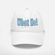 What Ho Baseball Baseball Cap