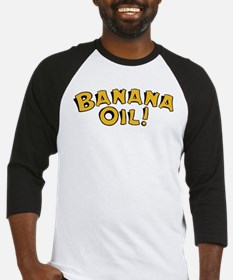 Banana Oil Baseball Jersey