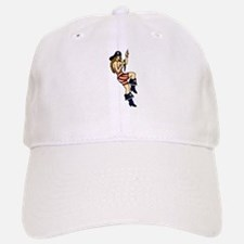 Pirate Lady Tattoo Art Baseball Baseball Cap