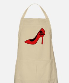 Evil High Heel Shoe Apron
