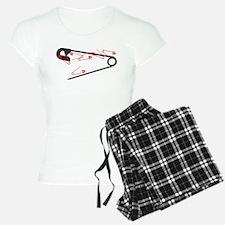 Safety Pins Pajamas