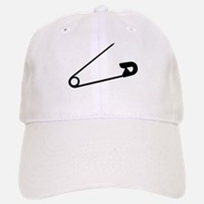 Safety Pin Graphic Baseball Baseball Cap