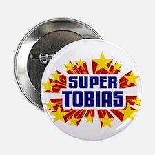 "Tobias the Super Hero 2.25"" Button"
