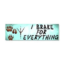 Cute Animal Car Magnet 10 x 3
