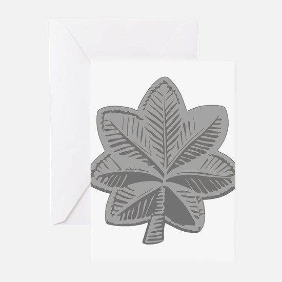 Army-LtCol.gif Greeting Cards