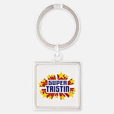 Tristin the Super Hero Keychains