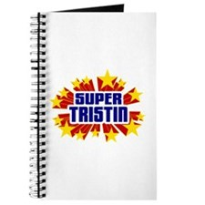 Tristin the Super Hero Journal