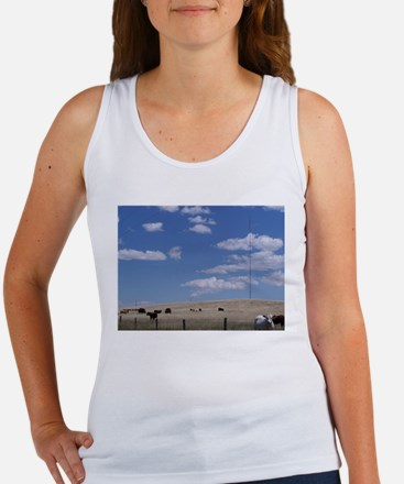 Fields of Grazing Tank Top