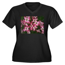 Simply Dogwood Plus Size T-Shirt