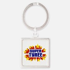 Tyree the Super Hero Keychains