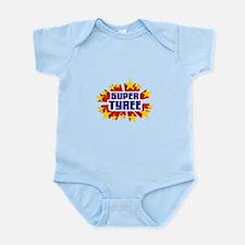 Tyree the Super Hero Body Suit