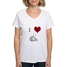 I Heart Yarn T-Shirt
