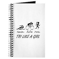 TRI LIKE A GIRL Journal
