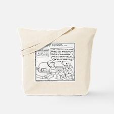 Puppy School - Chaos Tote Bag