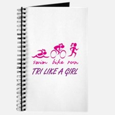 TRI LIKE A GIRL Journal
