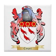 Cooper Tile Coaster