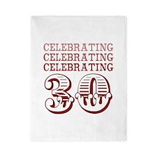 Celebrating 30! Twin Duvet