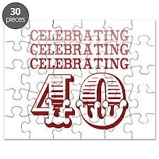 Celebrating 40! Puzzle