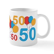50 Years Old - 50th Birthday Mug Mugs