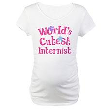 Worlds Cutest Internist Shirt