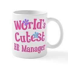 Worlds Cutest HR Manager Mug