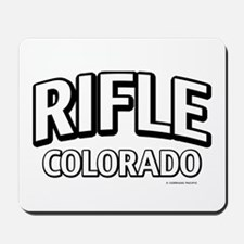 Rifle Colorado Mousepad