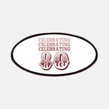 Celebrating 80! Patches