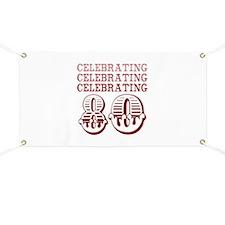 Celebrating 80! Banner