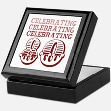 Celebrating 80! Keepsake Box