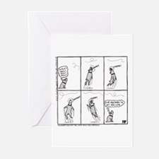 The Flycatcher - Greeting Cards (Pk of 20)