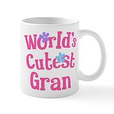 Worlds Cutest Gran Mug