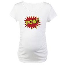 Cool retro comic book POW! design Shirt