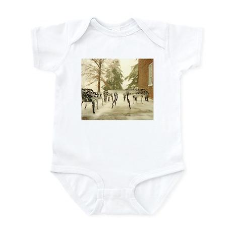 Wrought Iron Lace Infant Bodysuit