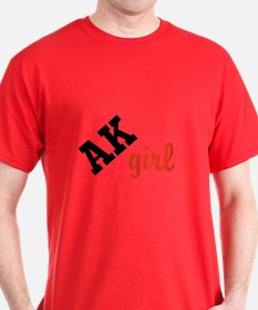 AK girl T-Shirt
