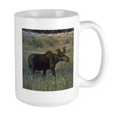 Yellowstone Moose Mug