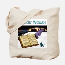 Witchy Woman too Tote Bag