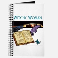 Witchy Woman too Journal