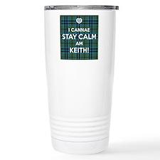 Keith Travel Mug