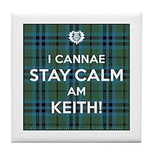 Keith Tile Coaster