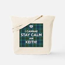 Keith Tote Bag