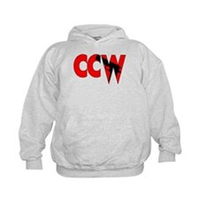 Carry Conceal Weapon Hoodie